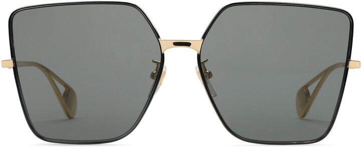 Thumbnail for your product : Gucci Square-frame sunglasses