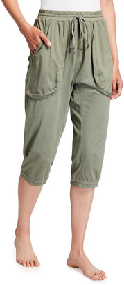 XiRENA Luck Cropped Jersey Pants