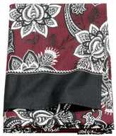 H&M Paisley-patterned Tablecloth - Burgundy
