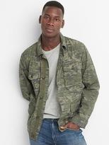 Gap Camo fatigue jacket