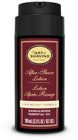 The Art of Shaving Lotion in Sandalwood, 100 mL