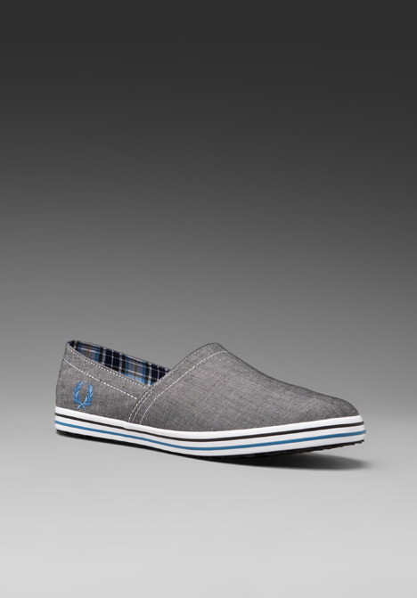 Fred Perry Kingston Slip On Sneaker