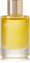 Aromatherapy Associates My Treat: Revive Morning Bath & Shower Oil, 9ml - Colorless