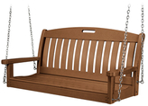 Polywood Nautical Swing