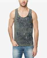 Buffalo David Bitton Men's Tamer Graphic-Print Tank