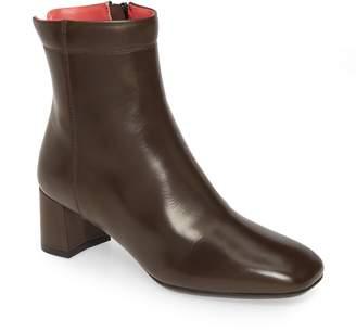 Pas De Rouge Chantal Leather Bootie