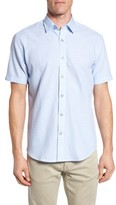 James Campbell Men's Toobin Check Sport Shirt