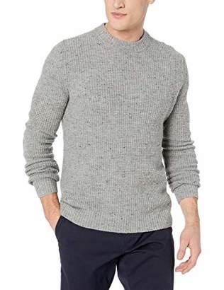 Original Penguin Men's Long Sleeve Textured Sweater