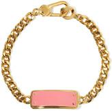 Marc by Marc Jacobs Katie gold-tone enamel bracelet