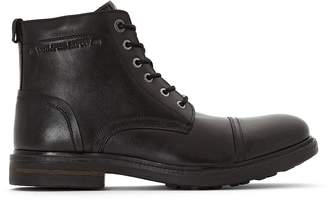 Pepe Jeans Hubert Leather Ankle Boots