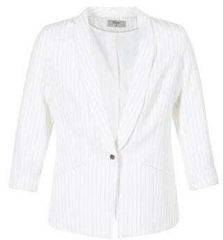 Betty London IRAY women's Jacket in White