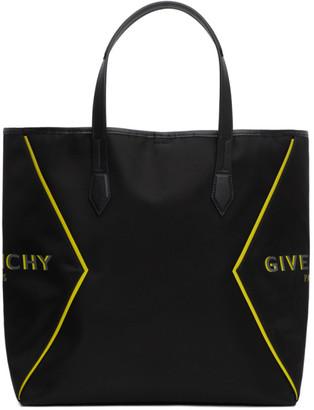 Givenchy Black Bond Shopping Tote