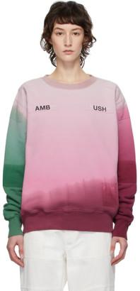 Ambush Multicolor Patchwork Sweatshirt