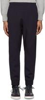Neil Barrett Navy Slim Lounge Pants