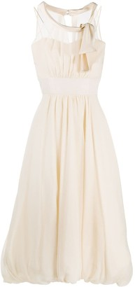 Antonio Marras Layered Midi Dress