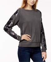 Joe's Jeans The Evie Sequin Sweatshirt