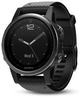Garmin fenix(R) 5S Sapphire Premium Multisport GPS Watch, 42mm