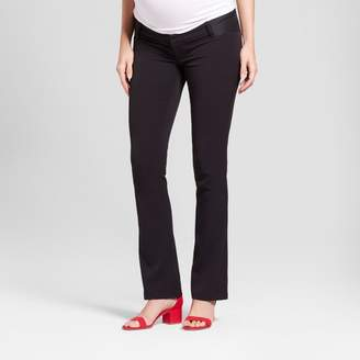 Ingrid & Isabel Isabel Maternity by Maternity Inset Panel Bootcut Trouser - Isabel Maternity by