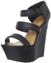 L.A.M.B. Women's Inesa Open-Toe Sandal