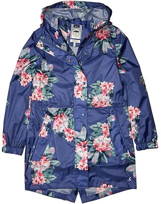 Joules Golightly (Blue Floral) Women's Jacket