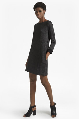 French Connection Louna Jersey Embellished Tunic Dress