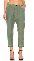 Siwy Gretha Army Chino in Green. - size 26 (also in )