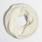 J.Crew Factory Chunky knit infinity scarf