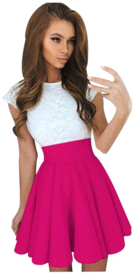 342305794e099 Hot Pink Summer Dresses - ShopStyle Canada