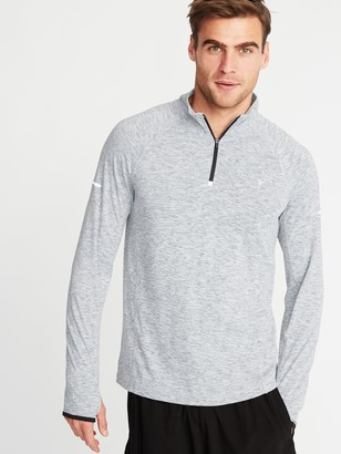 Old Navy Ultra-Soft Breathe ON 1/4-Zip Pullover for Men