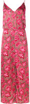 Zimmermann floral cami dress - women - Polyester/Viscose - 3