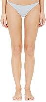 Onia Women's Ashley Bikini Bottom-GREY, WHITE