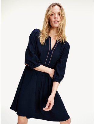Tommy Hilfiger Relaxed Fit Tunic Dress