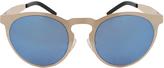 Illesteva Le Steel Sunglasses
