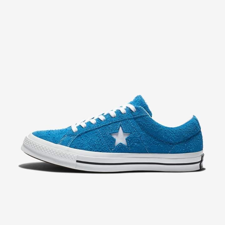 Converse Men's Shoe One Star Premium Suede Low Top