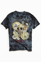 Urban Outfitters Metallica Pushead Tie-Dye Tee
