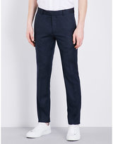 Tiger Of Sweden Euan Slim-fit Straight Wool-blend Chinos
