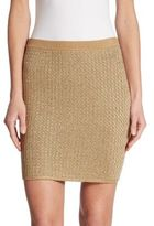 Ralph Lauren Knit Mini Skirt
