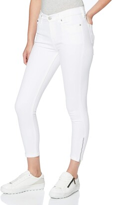 Tommy Jeans Women's Nora Mr Skinny Ankle Zip Cnw Straight Jeans