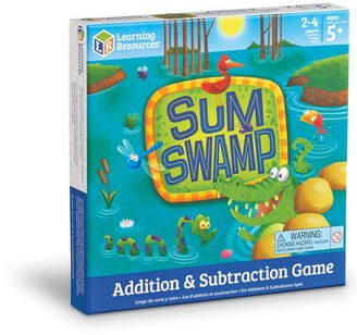 Sum Swamp Addition ,Subtraction Game