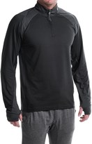 Avalanche Wear Gravity Shirt - Zip Neck, Long Sleeve (For Men)
