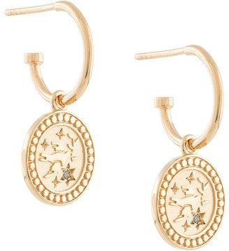 Meadowlark Amulet Peace earrings