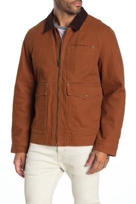 Pendleton Virginia City Canvas Zip Utility Jacket