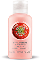 The Body Shop Mini Strawberry Puree Body Lotion