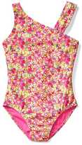 Gap Floral asymmetrical swim one-piece