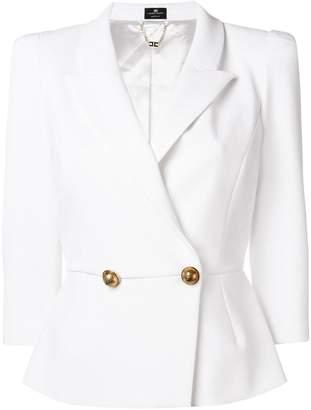 Elisabetta Franchi short fitted jacket