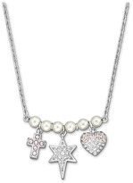Swarovski R&J Multi Necklace