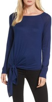 Halogen Women's Tie-Front Sweater