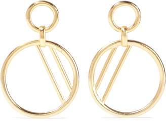 Ben-Amun Ben Amun 24-karat Gold-plated Earrings