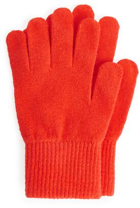 Arket Organic Cotton Blend Gloves