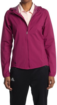 adidas Provisional Full-Zip Golf Jacket